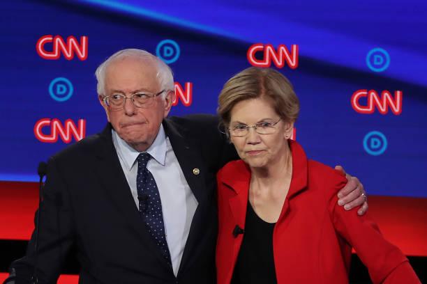 Meghan McCain slams Bernie Sanders as 'misogynist' amid feud with Elizabeth Warren