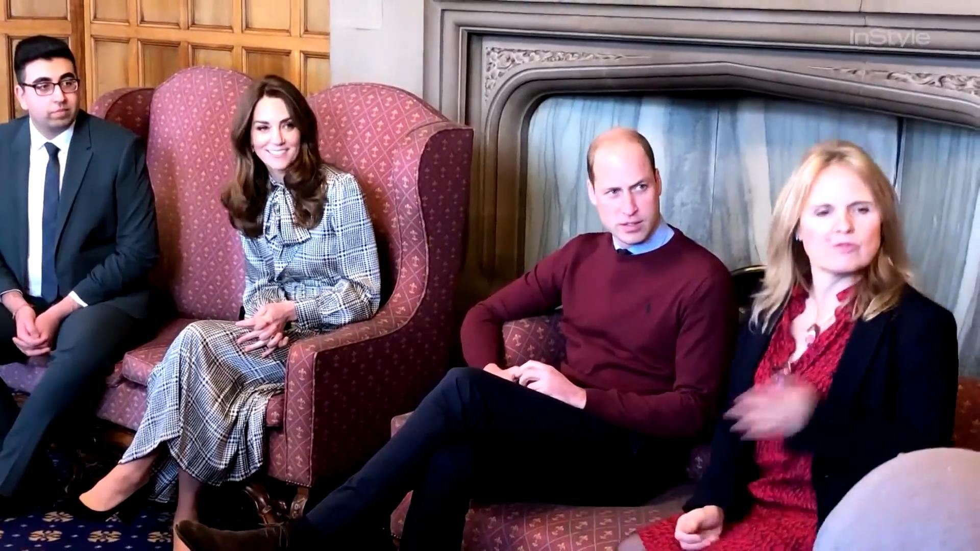 Kate Middleton told a royal fan that Prince William doesn't want a fourth child: report
