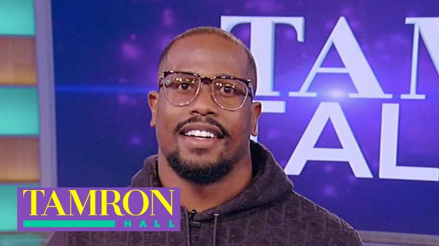 Von Miller's relationship with his now-iconic glasses inspires him to 'tackle all things vision,' including glaucoma