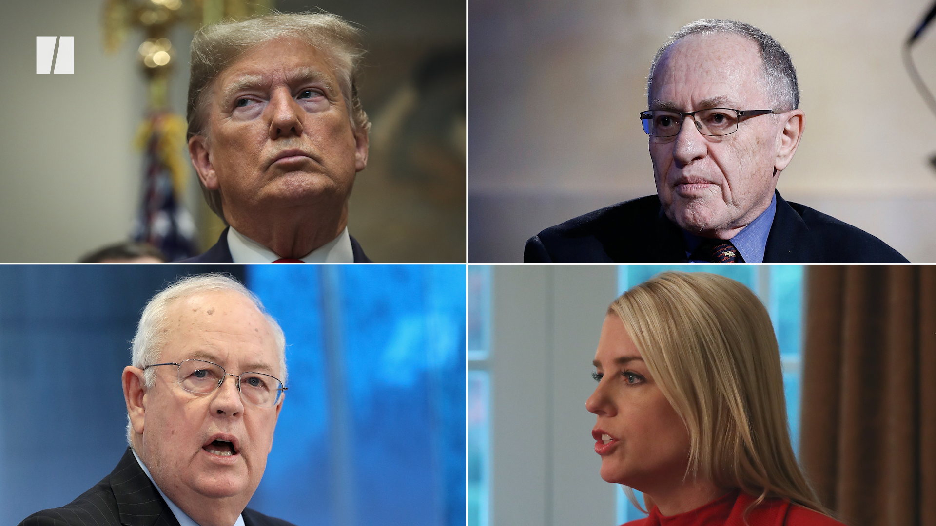 Trump Taps Lawyer Dershowitz, Others For Impeachment Trial Defense