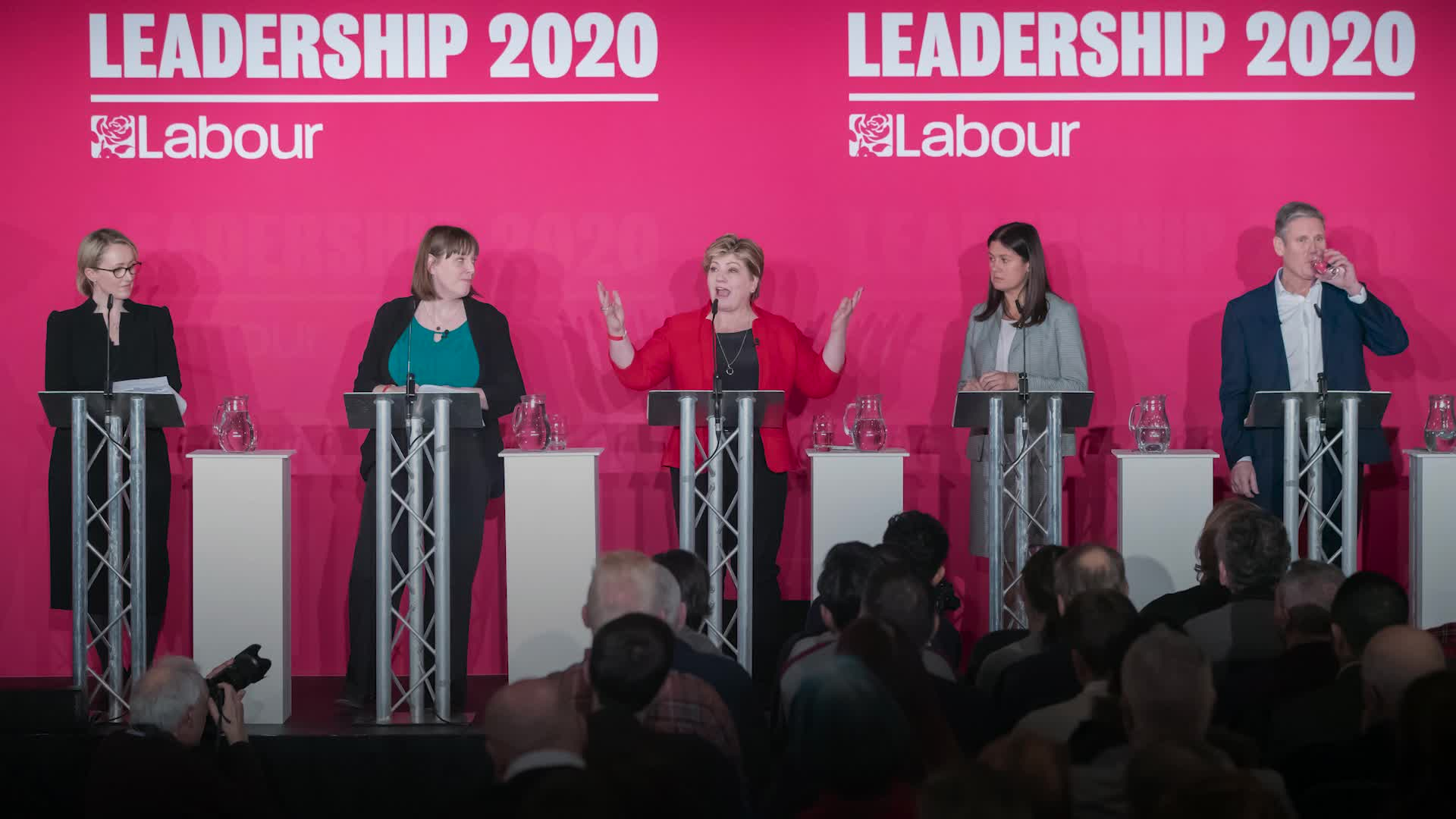 Why The Labour Leadership Could Become A Two-Horse Race On Tuesday