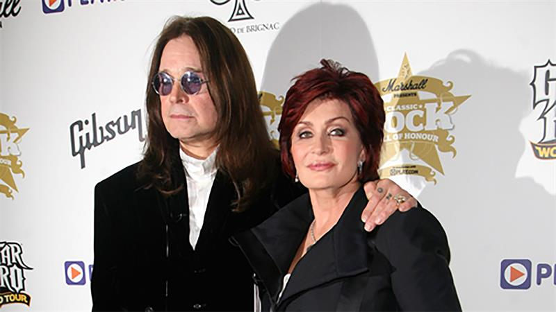 Grammys 2020: Ozzy Osbourne makes first red carpet appearance with cane days after Parkinson's reveal