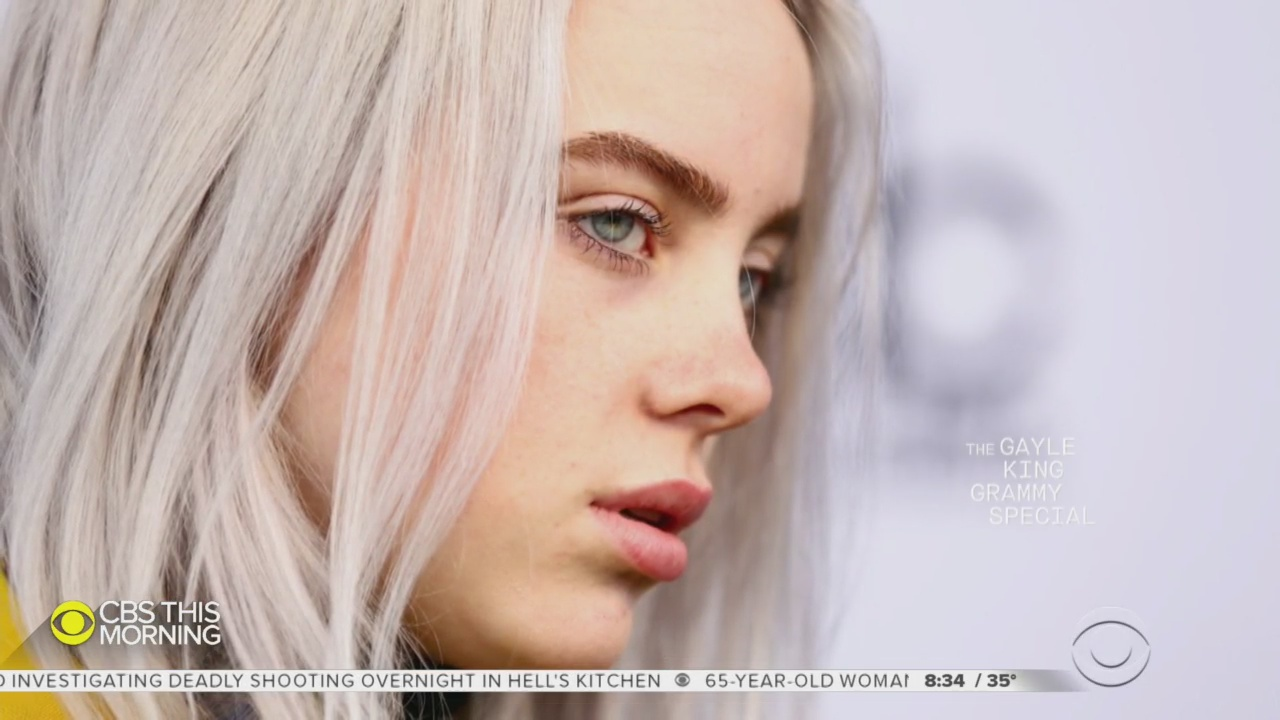 Billie Eilish On Mental Health: 'I Didn't Think I Would Make It To 17'