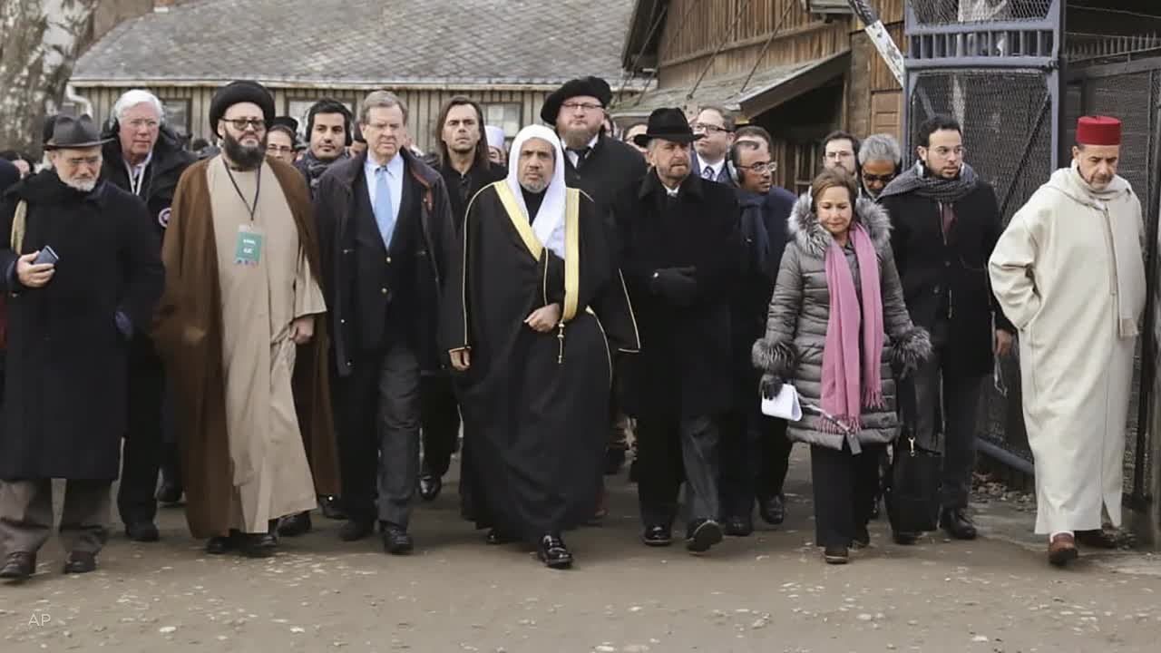 75 Years After Auschwitz Liberation, Holocaust Survivors Alarmed By Rise Of Anti-Semitism