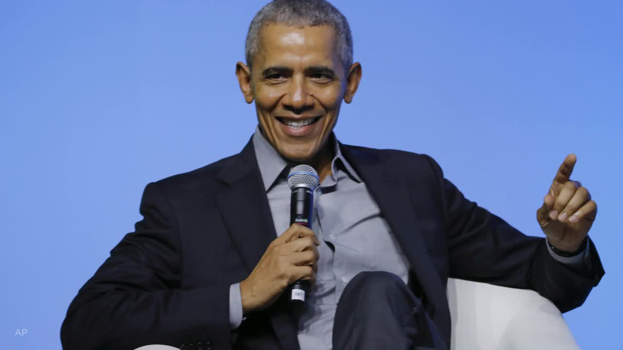 Obama made surprising jabs at Trump in newly surfaced clip: 'No time to be a purist'