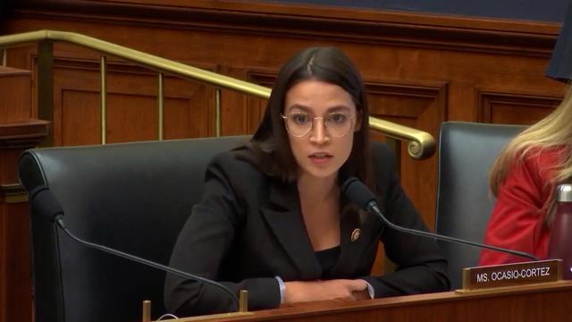 Alexandria Ocasio-Cortez says Democrats must rally around nominee