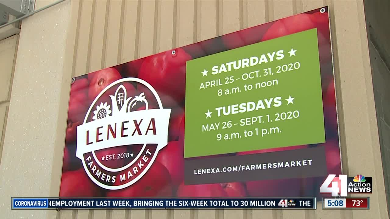 Is It Safe To Buy Food At The Farmers Market During The Coronavirus Pandemic?