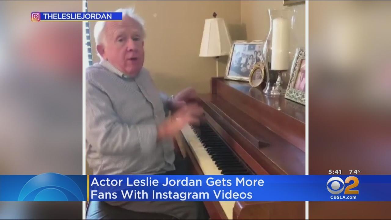 Actor Leslie Jordan Gladly Gave His Bed In Jail To Robert Downey Jr.