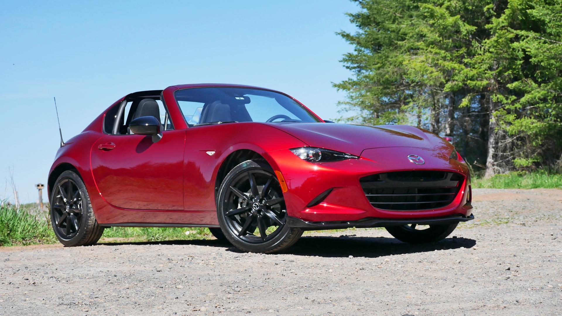 Mazda MX-5 Miata RF First Drive - Miata Hardtop Road Test