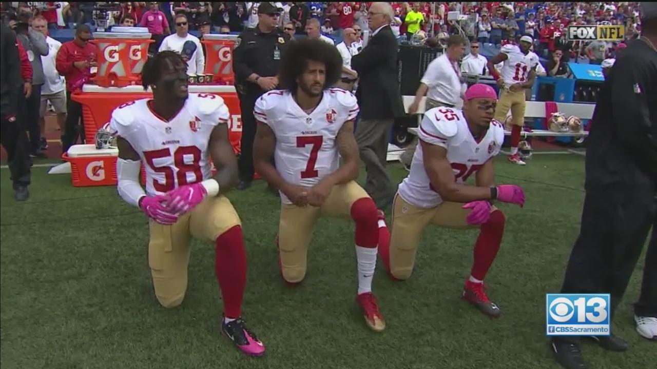 Eric Reid Rips NFL Teams For Posting Black Squares On Twitter: 'Hypocrisy'