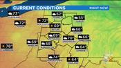 KDKA-TV Afternoon Forecast (6/2)