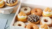 Krispy Kreme Debuts Mississippi Mud Pie, Banana Pudding, and Coconut Cake Doughnuts
