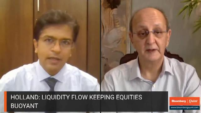 Talking Point: Liquidity Flow Keeping Equities Buoyant, Says Andrew Holland