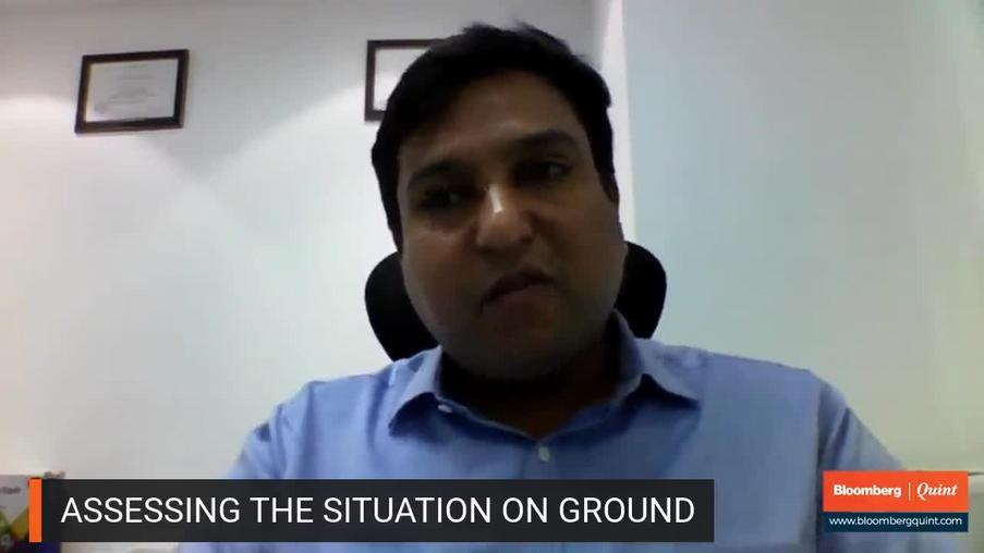 Talking Point With APL Apollo Tubes' CFO Deepak Goyal