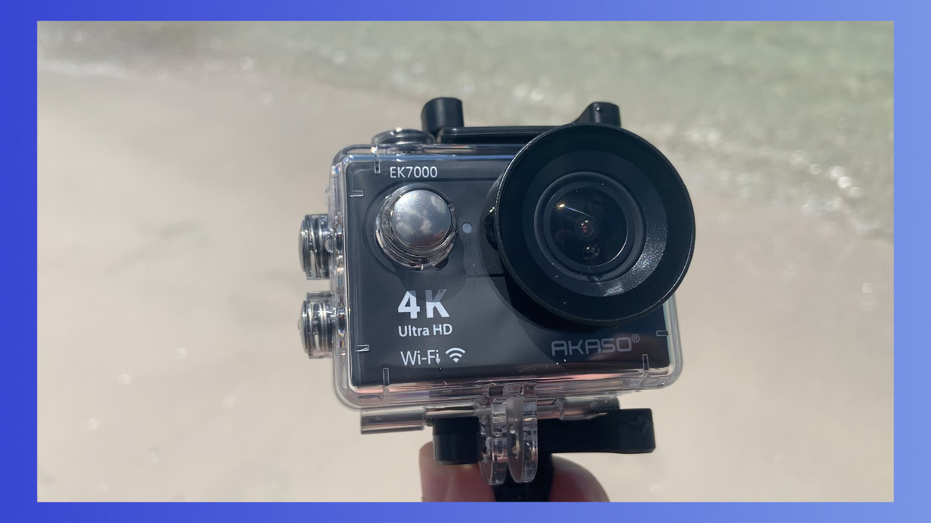 Shoppers say this $50 waterproof action camera is just as effective as the GoPro: 'No difference in quality!'