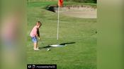 The next Tiger Woods?