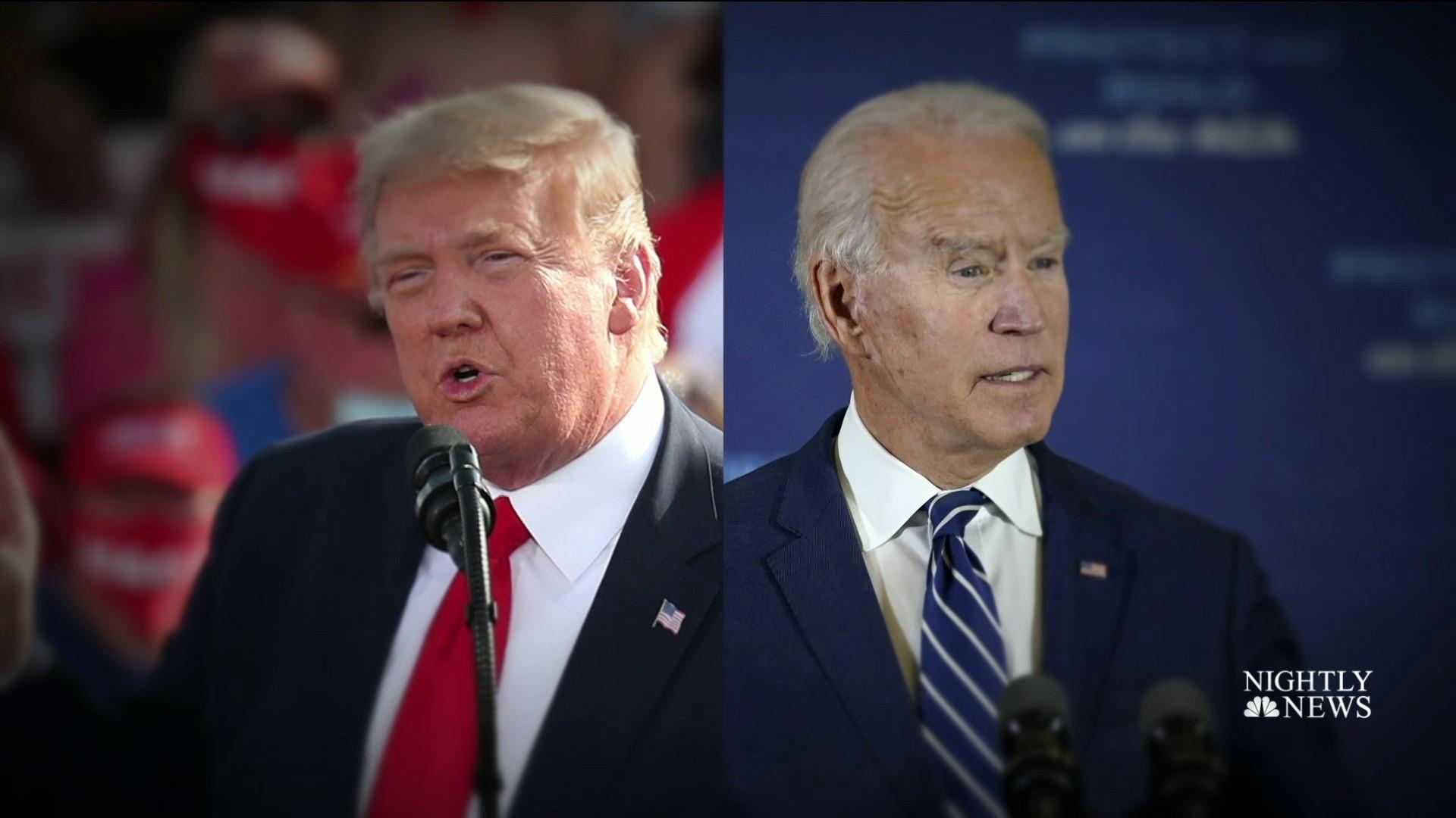 Despite past Democratic wins, Trump making a play for Nevada