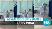 Watch: Doctor dances to cheer Covid patients; earns praise from Hrithik Roshan