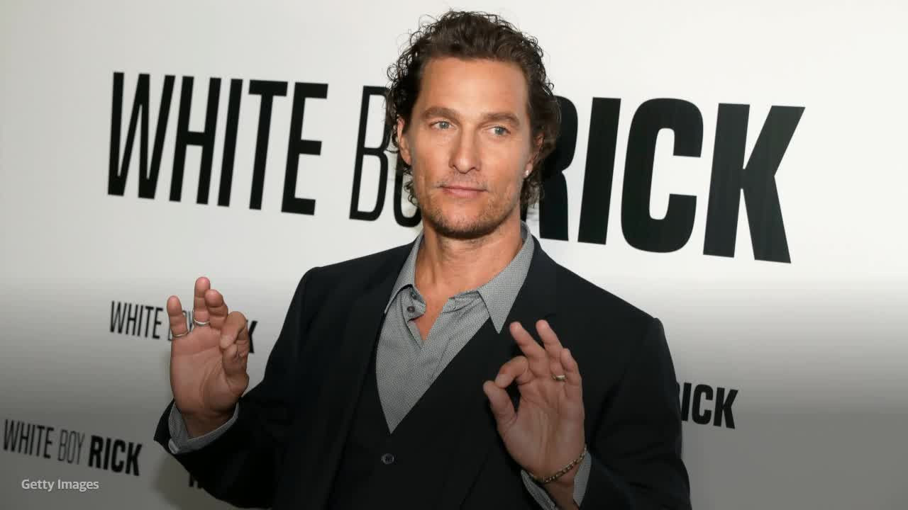Why Matthew McConaughey never dated his co-stars