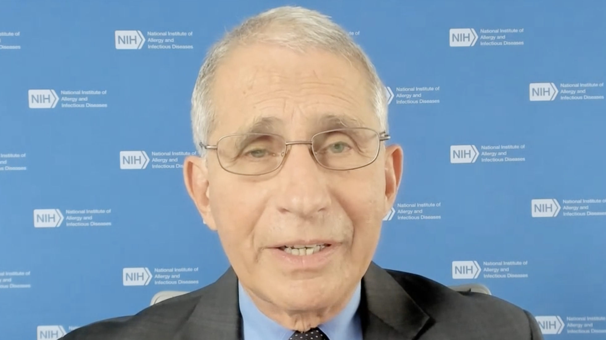Fauci: Early COVID-19 vaccines will only prevent symptoms, not block the virus