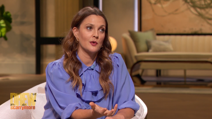 Drew Barrymore Wants To 'Run Off' With Jennifer Aniston