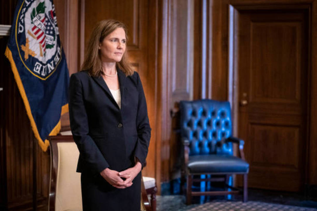 Girl Scouts respond to backlash over since-deleted tweet celebrating Amy Coney Barrett: 'We are neither red nor blue'