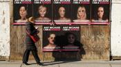 Violenza sulle donne, Bruxelles solidale si tinge d'arancione mentre le gli abusi crescono