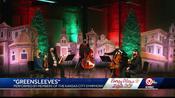 Kansas City Symphony performing 'Greensleeves'