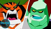 Top 20 Coolest Ben 10 Aliens