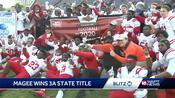 Magee wins first state title in over 20 years