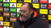 Nuno: We didn't defend well as a team