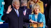 Watch The Highlights From Joe Biden's Inauguration