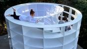 What Did You Achieve In Lockdown? Designer Builds Jaw-dropping Reading Tower In Yard