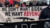Usa, proteste anti Biden e scontri con la Polizia a Portland