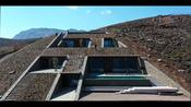 Perfect Bond Villain Lair? Incredible House Built Into Interior Of Coastal Cliff - no captions