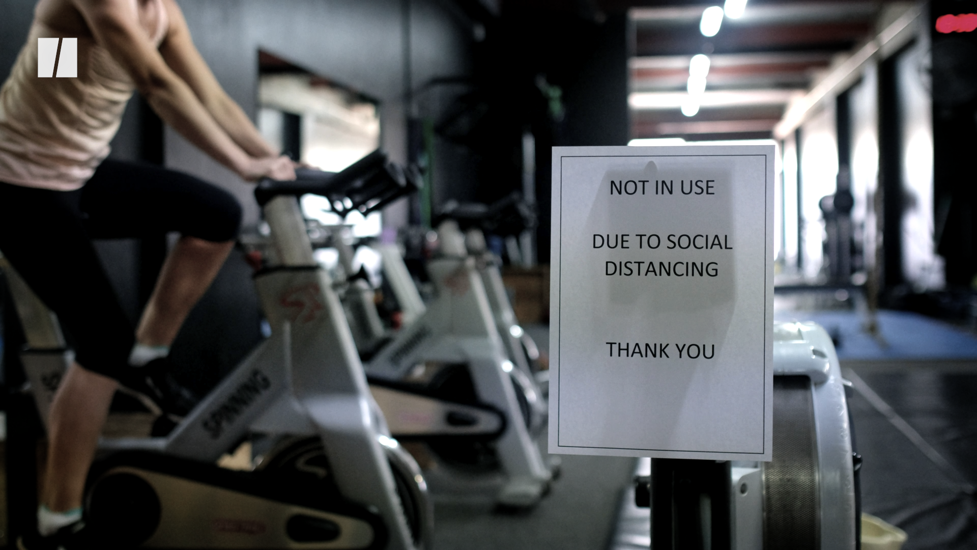 Your Gym May Not Be Safe Enough