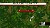 Firefighter with Canebrake Fire Department killed in head-on crash, chief says