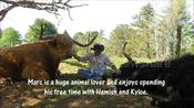 Virginia farmer creates the most wholesome and calm videos of his many animals