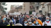 Solemn march in honour of the 15-year-old killed Friday by gunshot in Bondy, France