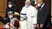 """""""Que se taisent les armes !"""", lance le pape depuis l'Irak"""