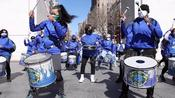 International Women's Day honoured in New York City with music, speeches and a march