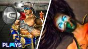 10 Worst Endings In Mortal Kombat Games
