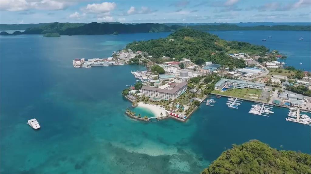 徐巧芯爆料不少帛琉民眾 反對台帛旅遊泡泡