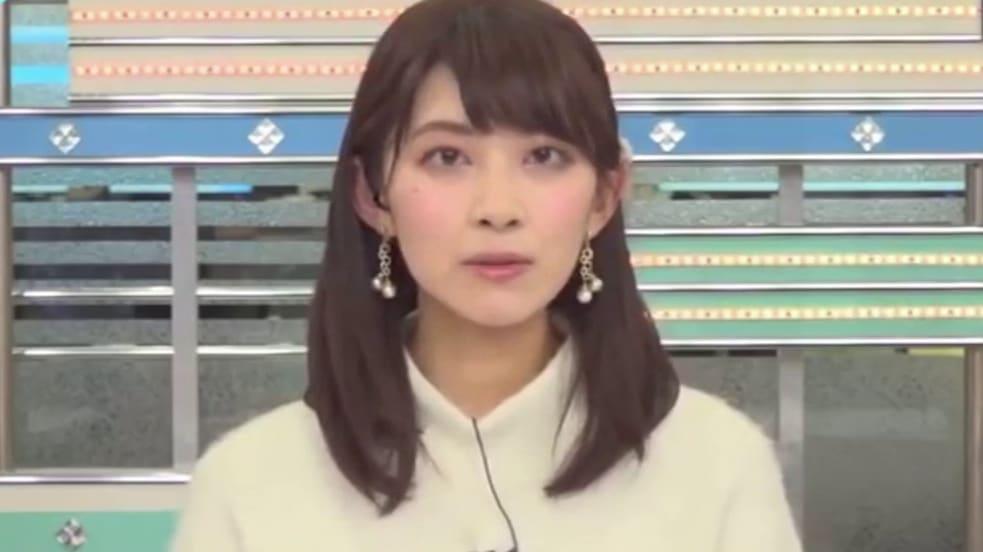 日本正妹主播「變臉」報地震 網讚:表情管理達人