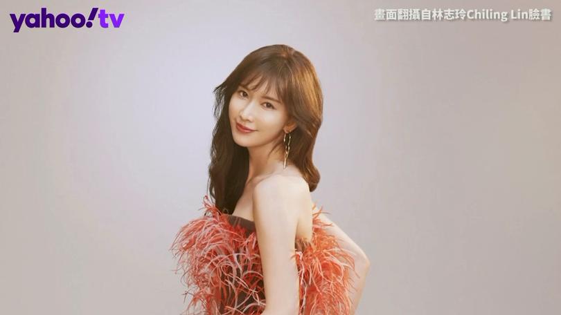 林志玲偷放閃在鏡頭前熱舞 背景音樂根本是在宣傳老公XD