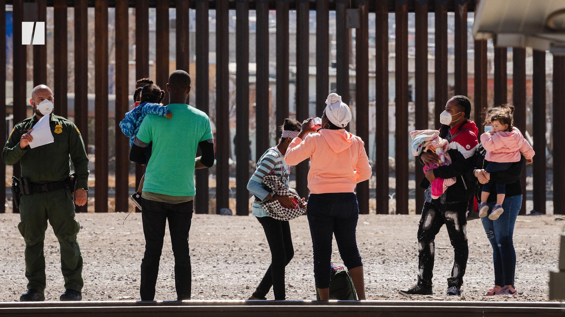 How Biden's Freezing On The U.S. Border
