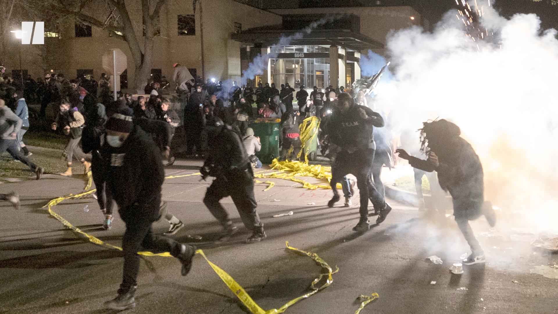 Protests Erupt After Police Kill Motorist