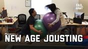 NEW AGE JOUSTING   FailArmy