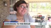Tennessee woman driving falling-apart car gets gift from colleagues, anonymous donors to make repairs