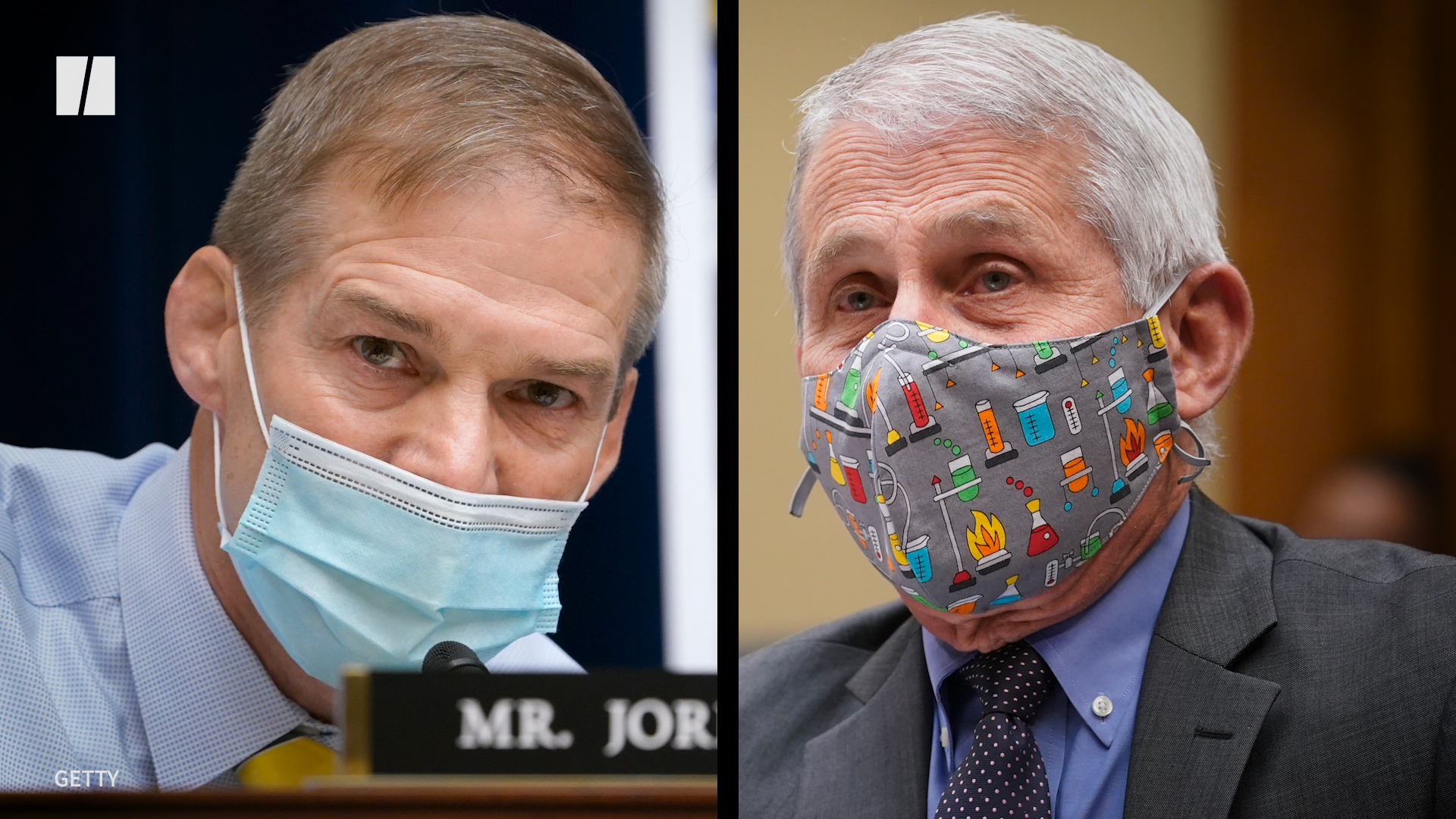 Fauci & Jim Jordan Clash Over COVID-19 Restrictions